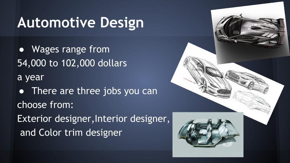 Automotive Design Cameron Portfolio